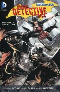Batman TP Detective V5  Icarus (New 52)