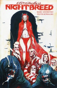 Clive Barkers Nightbreed  TP V1