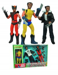 Marvel Retro AF Wolverine Set
