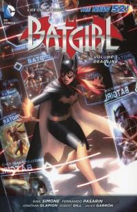 Batgirl TP New 52 V5  Deadline