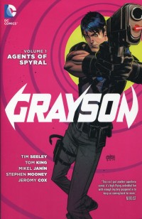 Grayson HC V1 Agents of Spyral