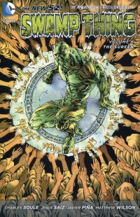 Swamp Thing TP New 52 V6  The Sureen