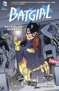 Batgirl TP 2015 V1  Batgirl of Burnside