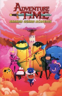 Adventure Time TP Banana  Guard Academy V1