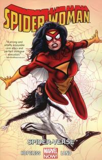 Spider-Woman TP V1  Spider-Verse