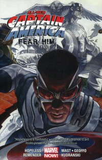 Captain America TP All  New Fear Him