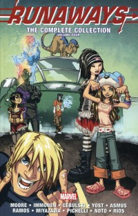 Runaways TP Complete  Collection V4