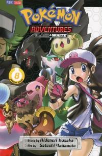 Pokemon GN Adventures B&W V8