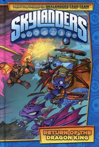 Skylanders HC Return of Dragon King