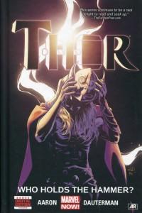 Thor HC 2014 Who Holds  Hammer