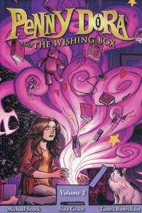 Penny Dora and The  Wishing Box TP V1