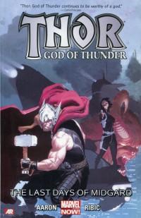 Thor God of Thunder TP V4 Last Days of Midguard