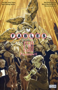 Fables TP V22 Happily Ever After