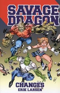 Savage Dragon TP Changes