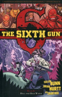 Sixth Gun TP V8