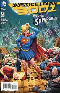 Justice League 3001 V2 #2