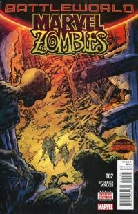 Marvel Zombies V6 #2  Secret Wars