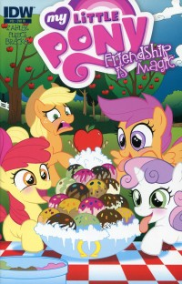 My Little Pony Friendship Is Magic #32 Variant