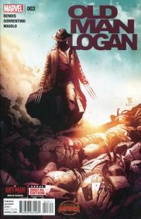 Old Man Logan #3 Secret Wars