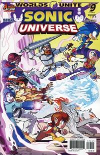 Sonic Universe #78  CVR B