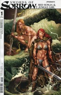 Swords of Sorrow Sonja  Jungle #1