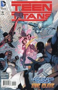 Teen Titans V5 #10