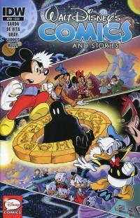 Walt Disneys Comics #721