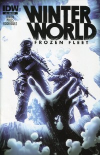 Winterworld V2 Frozen Fleet #3 Sub CVR