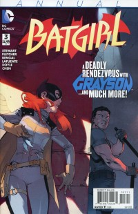 Batgirl V4 Annual #3