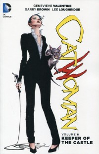 Catwoman TP New 52 V6 Keeper of the Castle