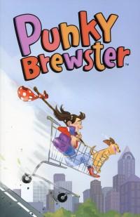 Punky Brewster TP V1
