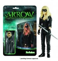 Reaction Arrow AF Black Canary