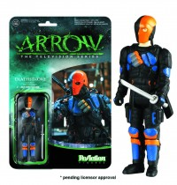 Reaction Arrow AF Deathstroke