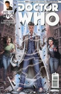 Dr Who 10th #13 CVR A
