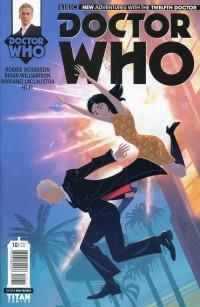 Dr Who 12th #10 CVR A