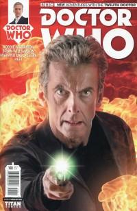 Dr Who 12th #10 CVR B