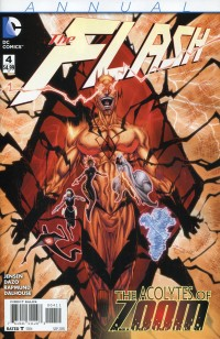 Flash V6 Annual #4 2015
