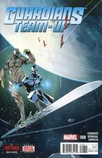 Guardians Team-Up #8