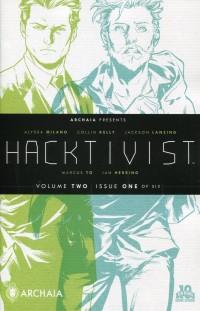 Hacktivist V2 #1