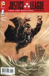 JLA Gods and Monsters Superman #1