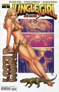 Jungle Girl V3 #4 CVR A Season 3