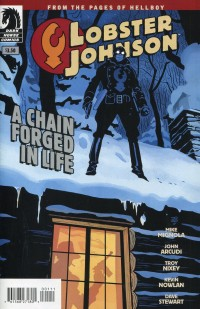 Lobster Johnson One-Shot  A Chain Forged in Life