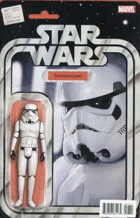 Star Wars V4 #7 Action Figure Variant
