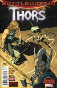 Thors #2  Secret Wars