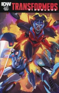 Transformers Winblade V2  #5 Combiner Wars