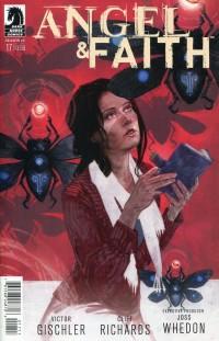 Angel and Faith V2 #17  Season 10 CVR A