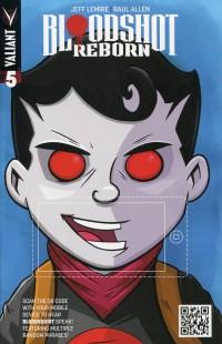 Bloodshot Reborn #5 CVR C