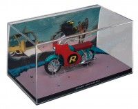 DC Automobilia Mag #62  Batman #244 Robin Bike