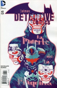 Detective Comics V2 #43