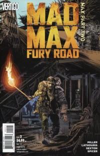 Mad Max Fury Road Max #2